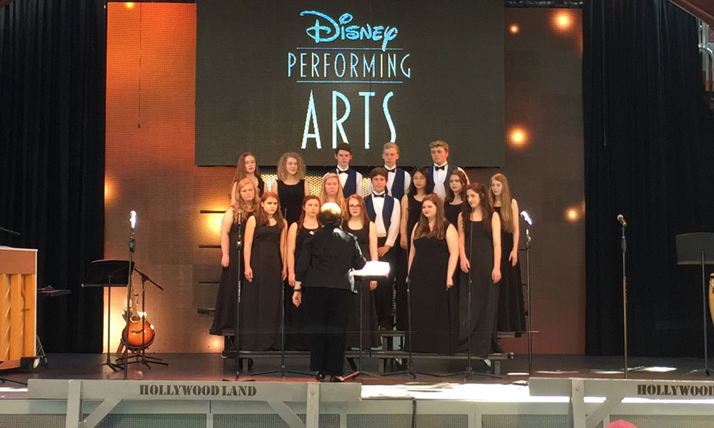 Performing Arts Trip to Disneyland