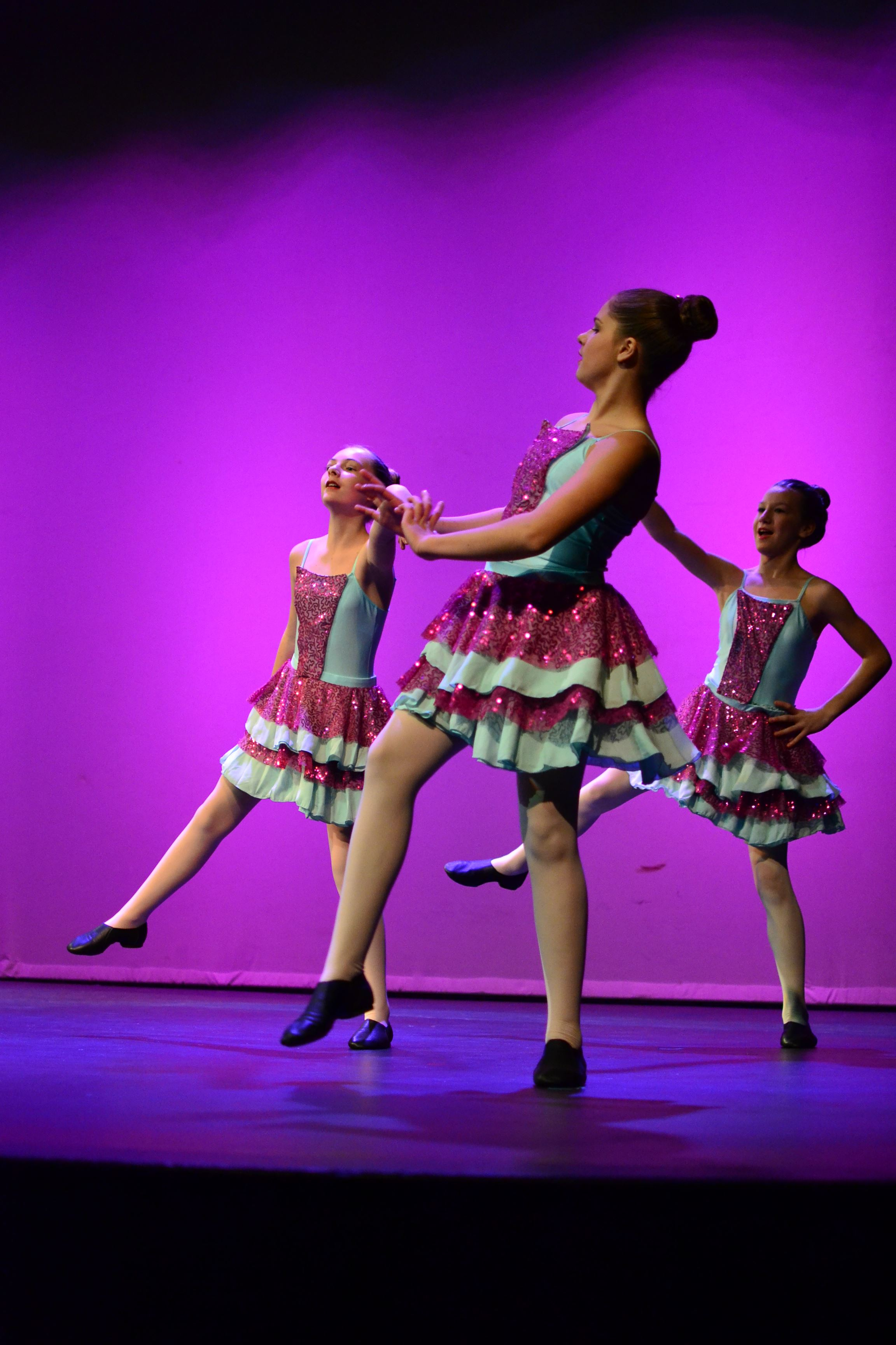 Dance Program Expanding to Include All Three Divisions