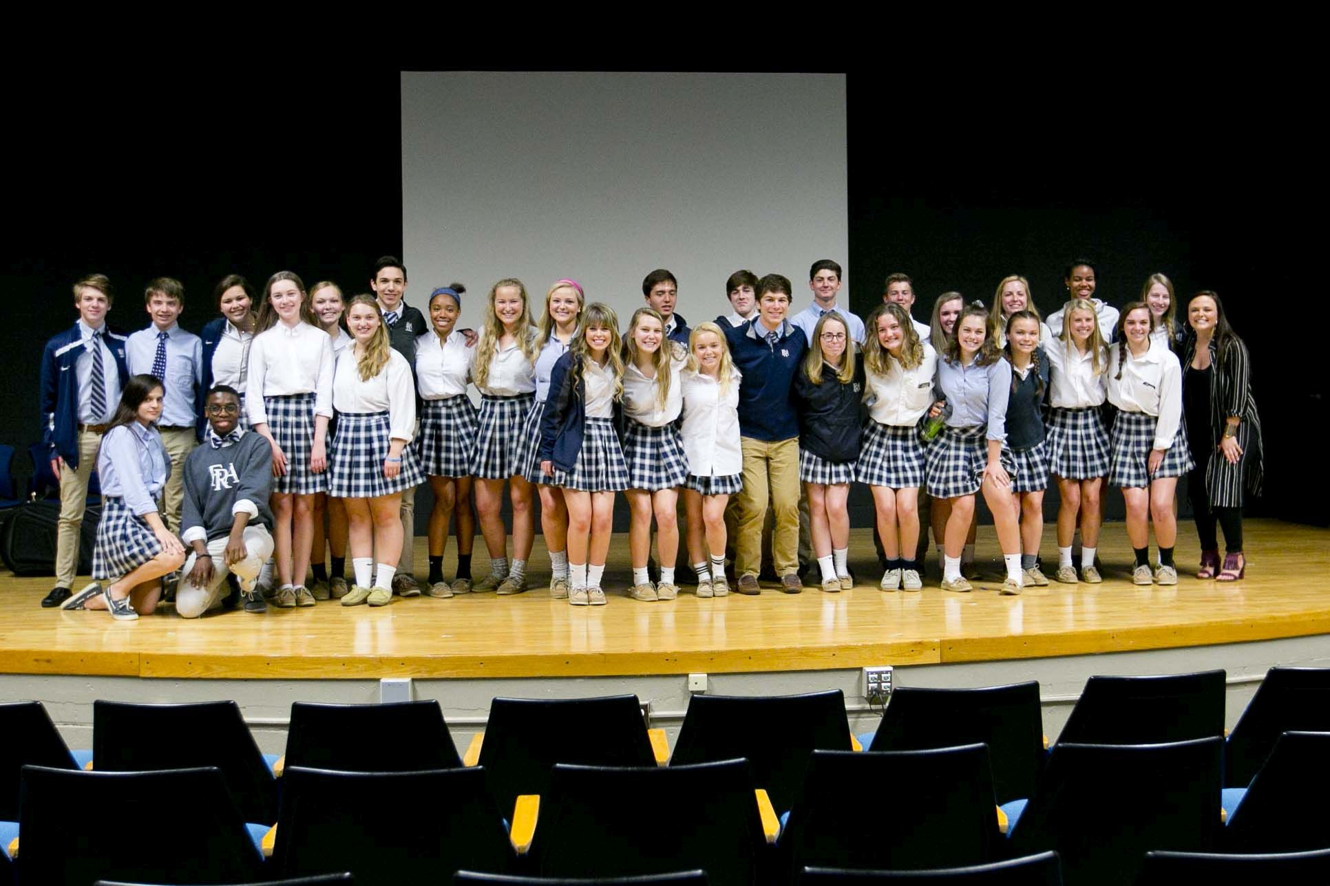 FRA Kicks Off Mental Health Awareness Month with Guest Speaker Caroline Watkins