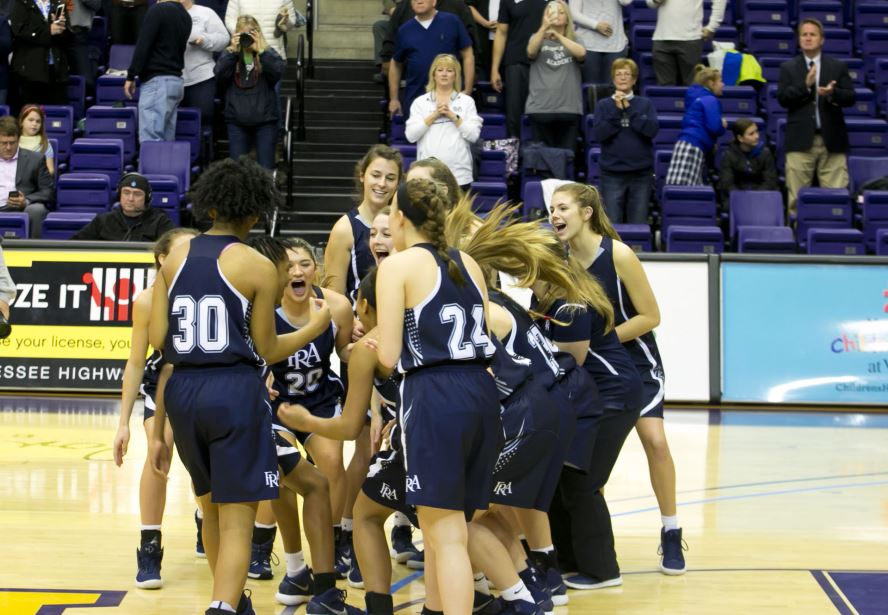Varsity Girls Basketball Team Advances to State Championship