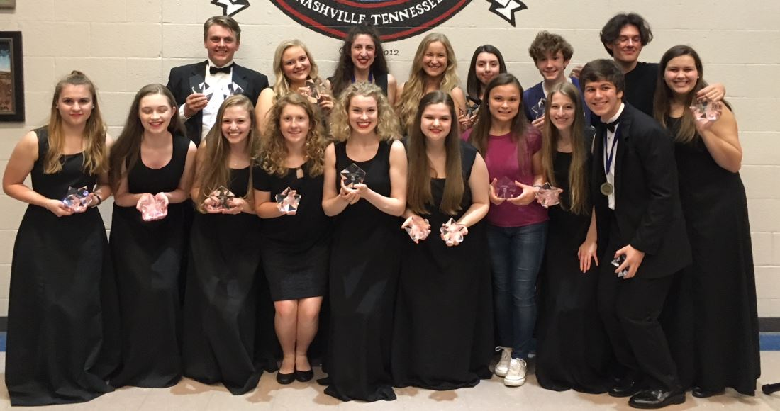 Arts Students Celebrated with Annual Frankies Awards