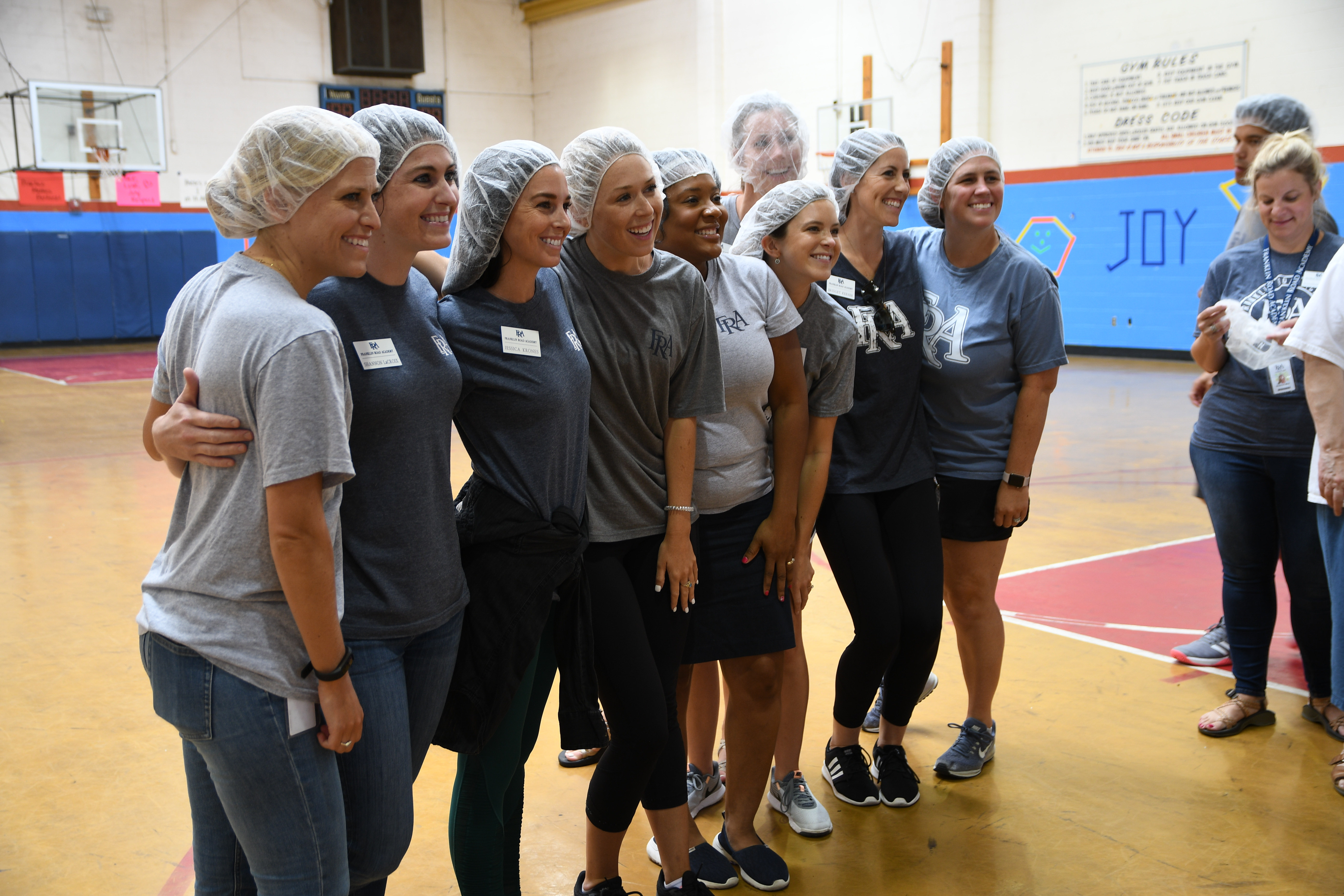 Serving others through Bethlehem Centers